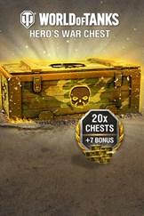 Buy World of Tanks - 10 General's War Chests + 2 Bonus