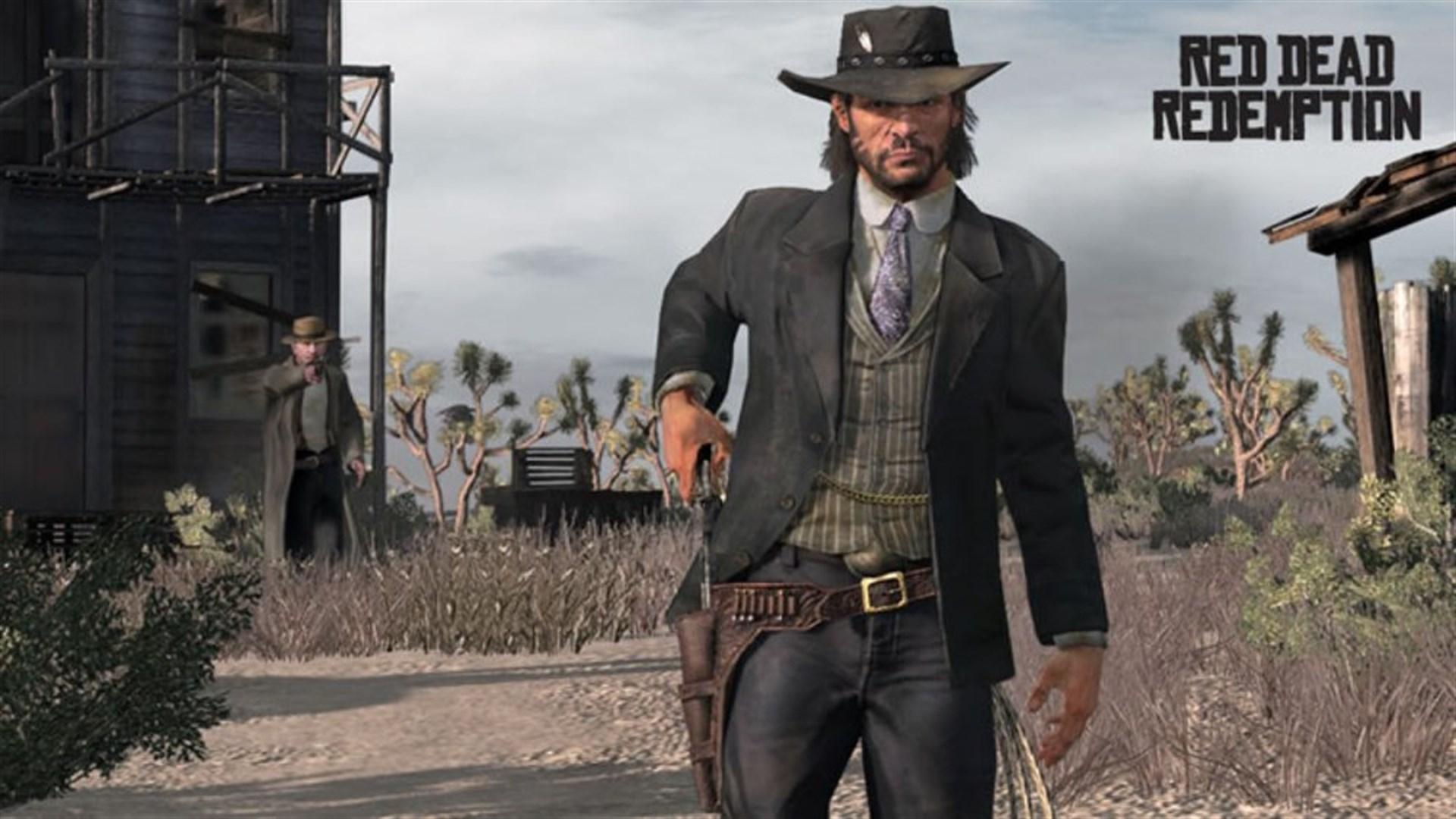 Скриншот №15 к Red Dead Redemption