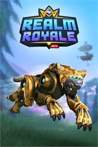 Carátula para el juego Realm Royale Gold Plated Prowler Bundle de Xbox 360