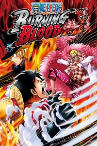 Carátula del juego One Piece: Burning Blood