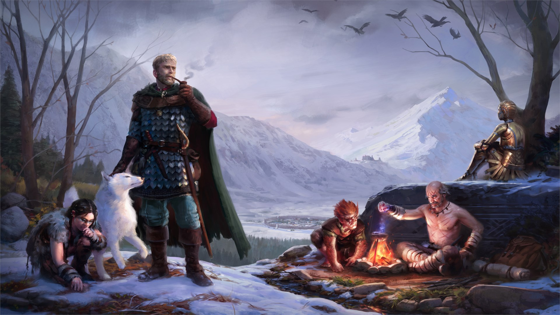 Pillars of Eternity: The White March Expansion Pass