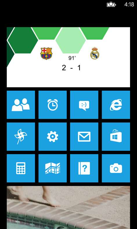 Soccer Scores Live Screenshots 1