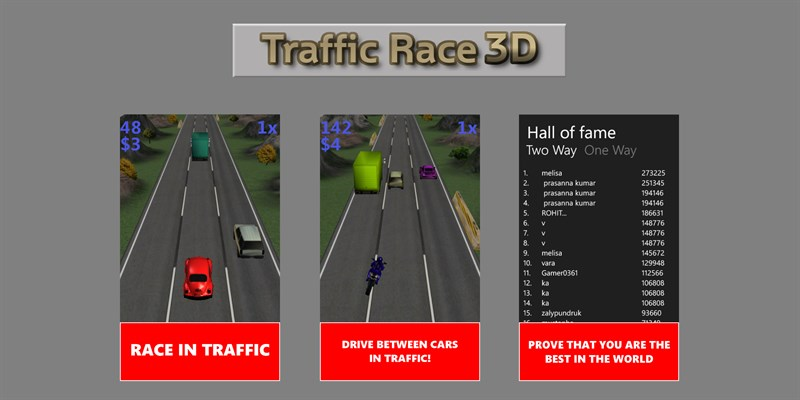 Get Traffic Race 3D Free - Microsoft Store
