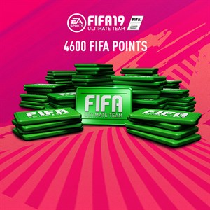 FIFA Points 4,600 Xbox One