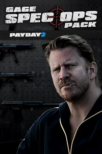 PAYDAY 2: EDYCJA CRIMEWAVE — Gage Spec Ops Pack
