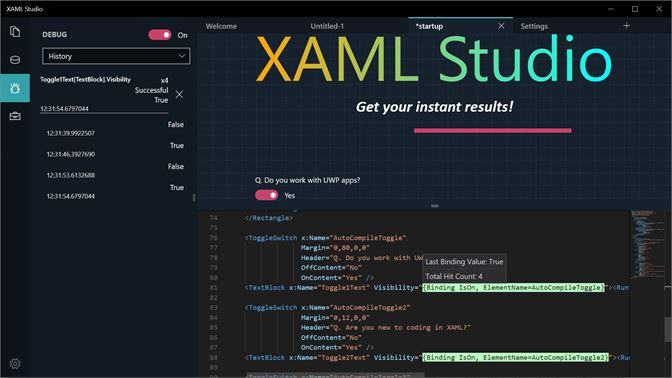 Get XAML Studio - Microsoft Store