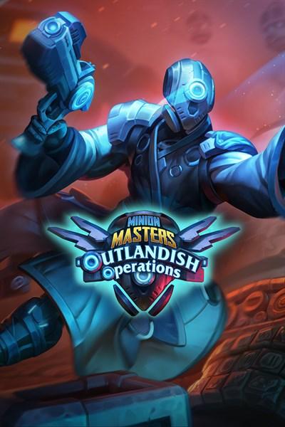 100% off Bundle: Minion Masters + Outlandish Operations DLC