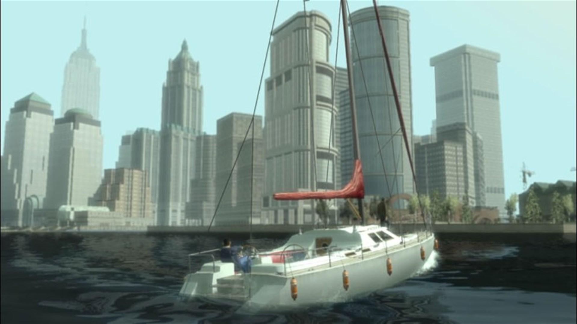 Скриншот №18 к Grand Theft Auto IV