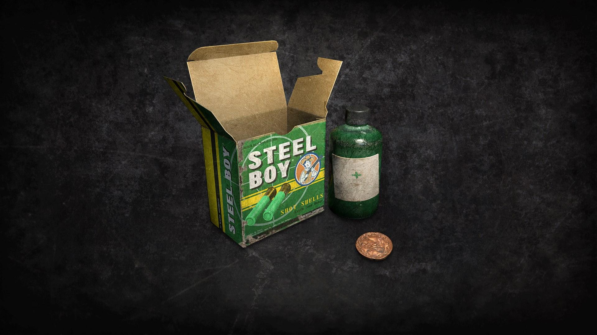 Survival Pack: Shotgun Set