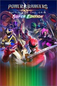 Power Rangers: Battle for the Grid Super Edição