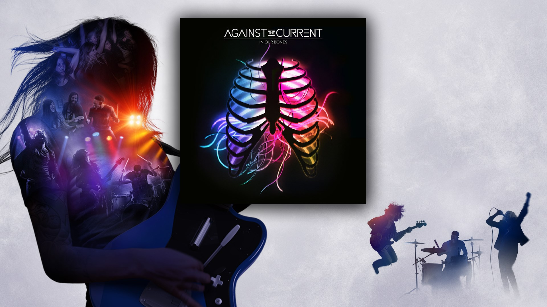 """""""Running With The Wild Things"""" - Against The Current"""