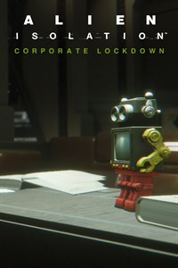 Carátula para el juego Alien: Isolation - Corporate Lockdown de Xbox 360