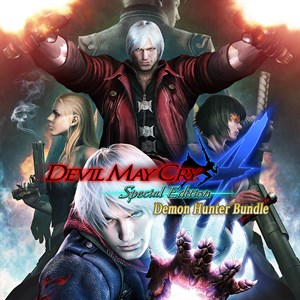 DMC4SE Demon Hunter Bundle Xbox One