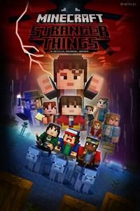 Pacote de Capas Stranger Things do Minecraft