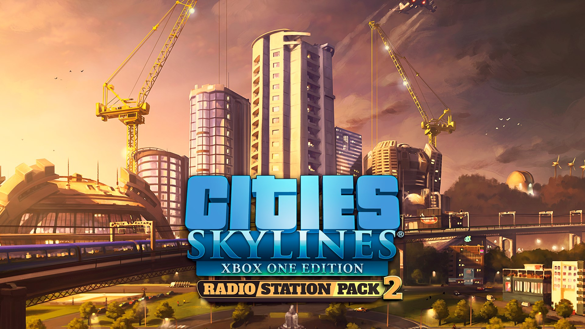 Cities: Skylines - Radio Station Pack 2