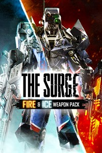 Carátula del juego The Surge - Fire & Ice Weapon Pack