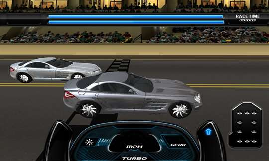 Drag Racing 3D Rush Rivals screenshot 5