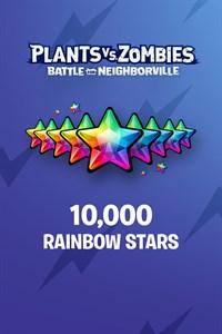 Plants vs. Zombies: Battle for Neighborville™ – 7500 (+2500 Bonus) Rainbow Stars