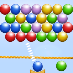 The Bubble Shooter.