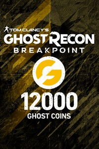 Carátula del juego Ghost Recon Breakpoint: 9600 (+2400) Ghost Coins