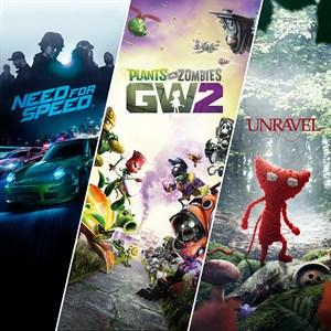 EA 패밀리 번들 Xbox One
