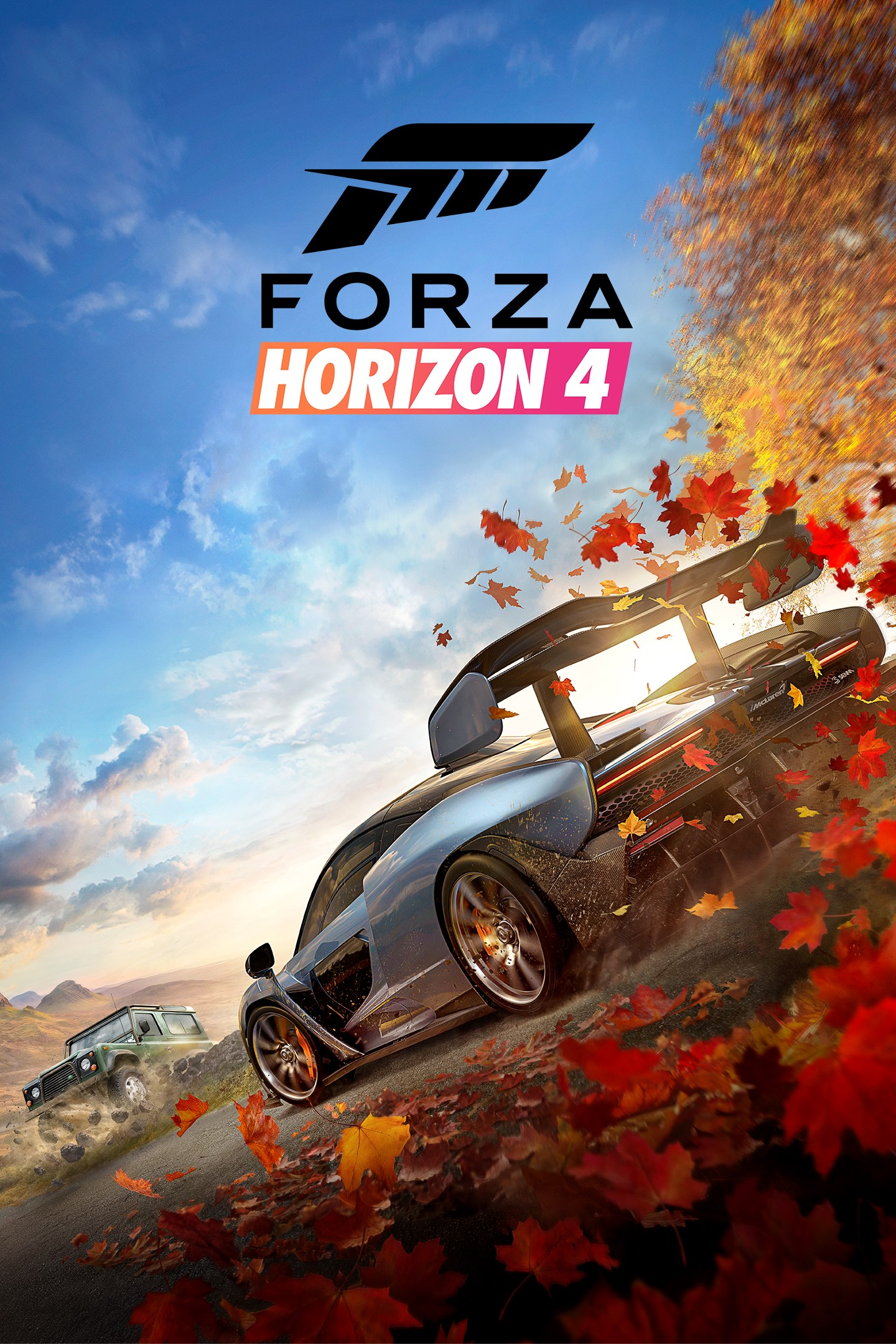 Forza Horizon 4 Standard Edition box shot