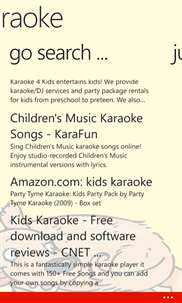 Kids Karaoke screenshot 3