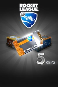 Carátula del juego ROCKET LEAGUE - UNLOCK KEY x5