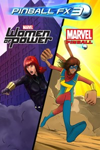 Pinball FX3 - Marvel Pinball: Marvel's Women of Power