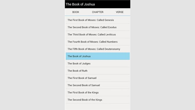 Get King James Bible Free KJV - Microsoft Store