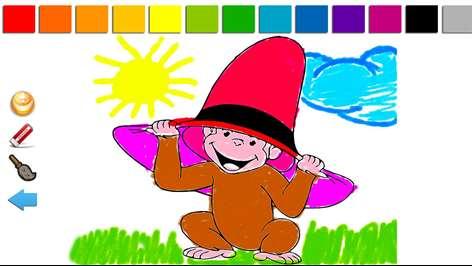 Children Coloring Drawing Sheets Screenshots 2