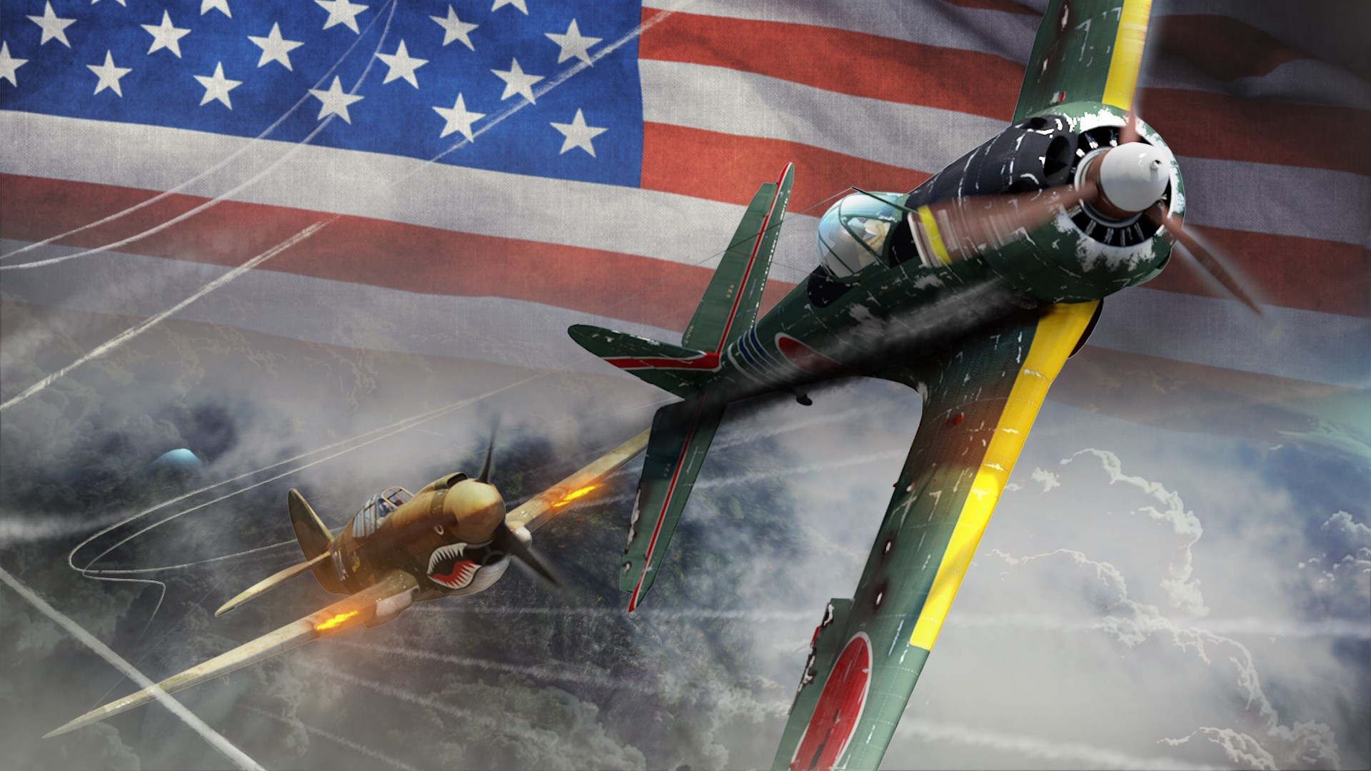 War Thunder - USA Pacific Campaign Pack