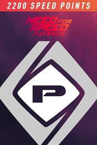 NFS Payback - 2200 Speedpoints