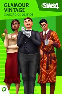 The Sims 4 Glamour Vintage Coleção de Objetos
