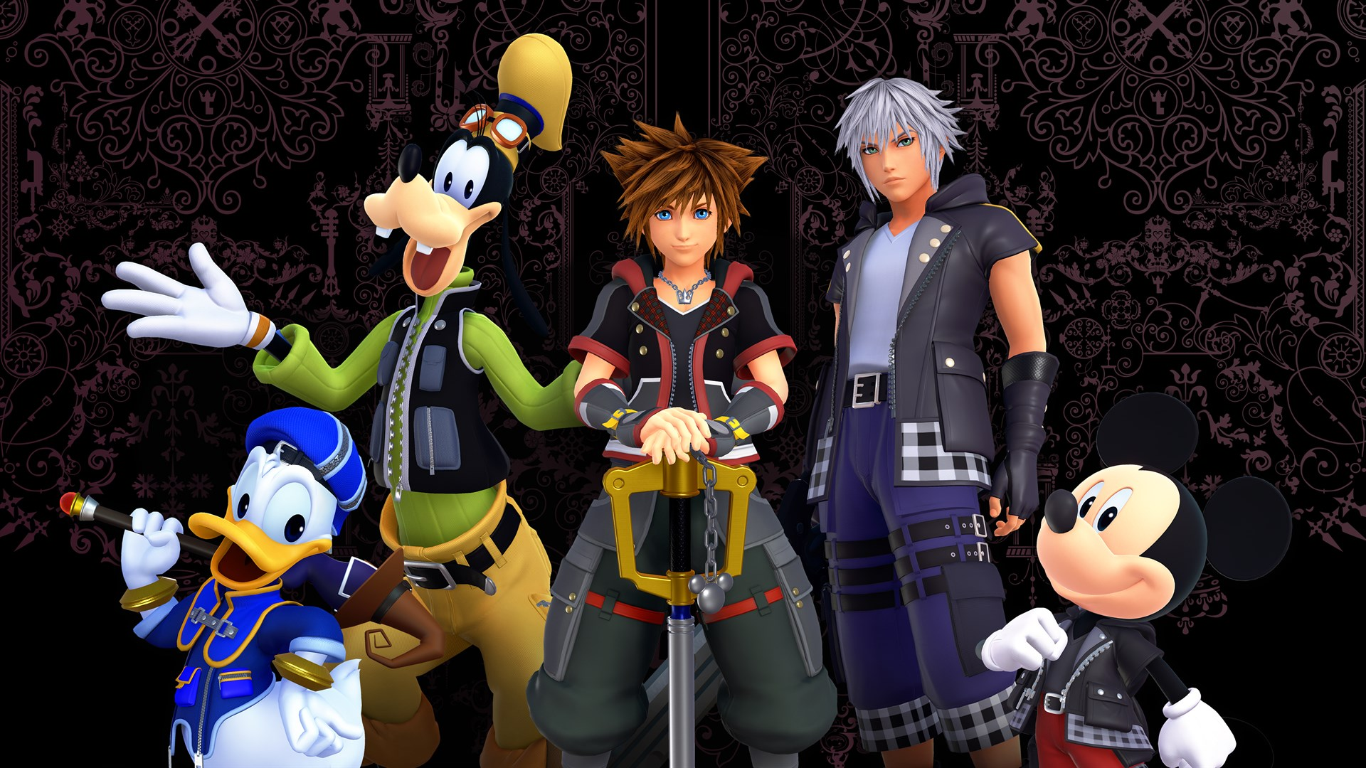 KINGDOM HEARTS Ⅲ Re Mind + CONCERT VIDEO