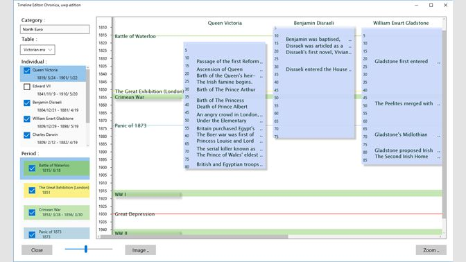 Buy Timeline Editor: Chronica, uwp edition - History Tool - Microsoft Store