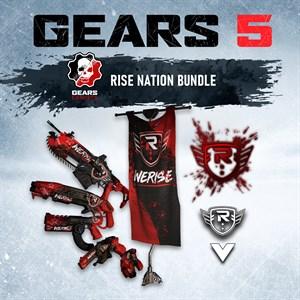 Gears 5 Esports - Rise Nation Bundle Xbox One