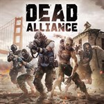 Dead Alliance™ Logo