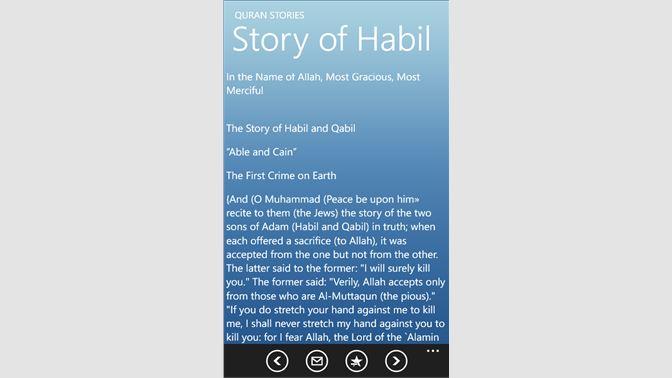 Get Quran Stories - Microsoft Store en-lk