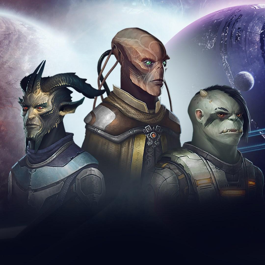 Скриншот №7 к Stellaris Console Edition - Expansion Pass Two