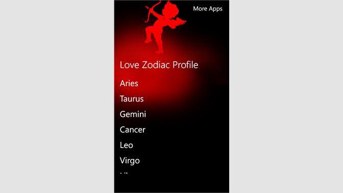 Get Love_Zodiac_Profile - Microsoft Store