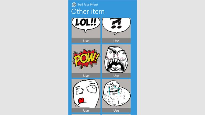 Get Troll Face Photo - Microsoft Store