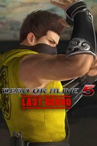 DOA5LR Ninja Clan 2 - Jann Lee