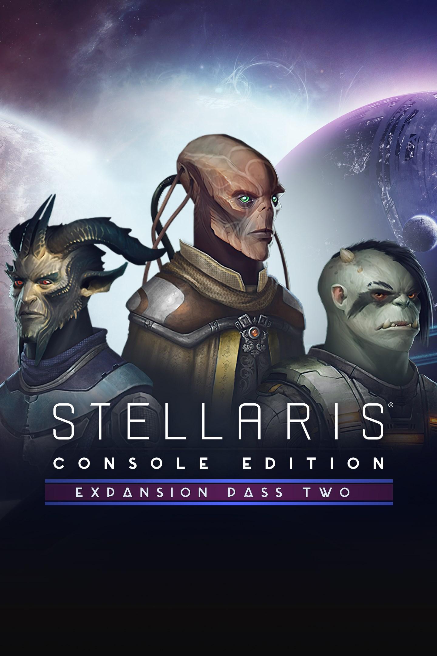 Скриншот №1 к Stellaris Console Edition - Expansion Pass Two
