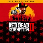 Red Dead Redemption 2: Ultimate Edition Logo