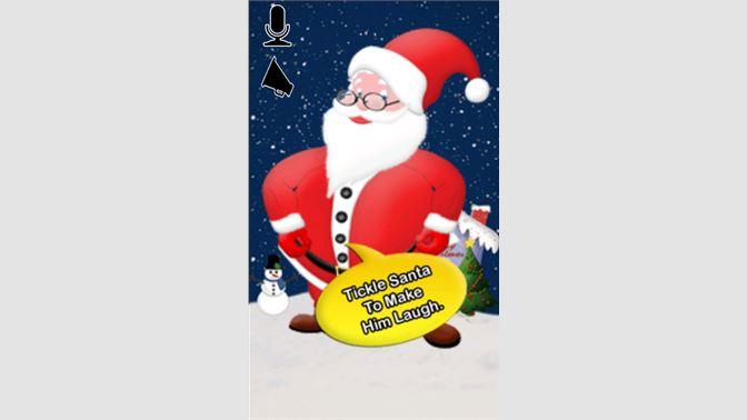 Get Talking Santa n Bell - Microsoft Store