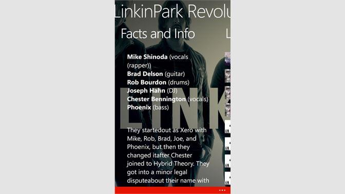 Get LinkinPark Revolution - Microsoft Store