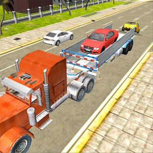 car truck simulator