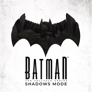 Telltale Batman Shadows Mode Xbox One