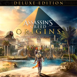 Assassin's Creed® Origins - DELUXE EDITION Xbox One